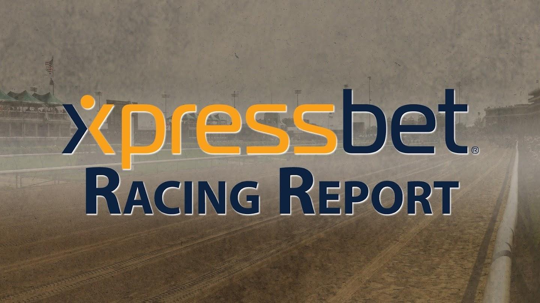 Watch Xpressbet Racing Report live