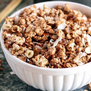 Dessert Popcorn Recipes