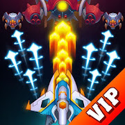 Galaxy invader : infinite shooting premium