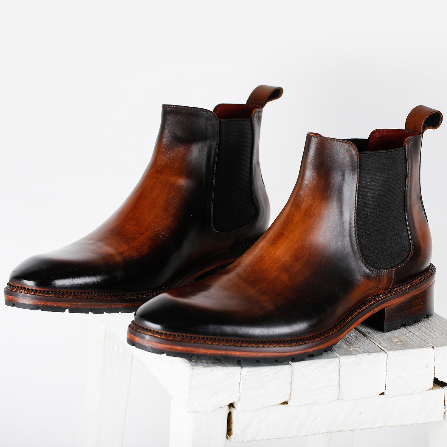 Chelsea Boots - Brown