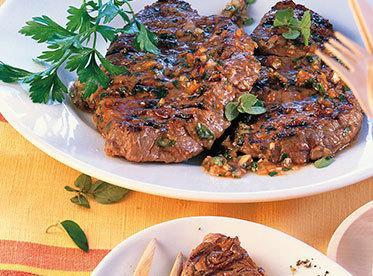 Marinierter Schwenkbraten (marinated Pork Steaks) Recipe