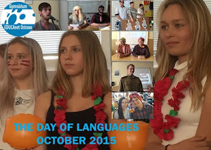 Photo: Day of Languages (Tuesday, 27 October 2015).