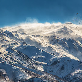 Winter in mountain. by Alireza Zahiri sorouri - Landscapes Mountains & Hills ( winter, landscape )