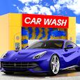 Automatic Smart Car Service Station Car Wash 3D