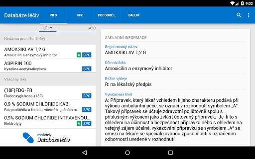 【免費醫療App】Mediately Databáze léčiv-APP點子