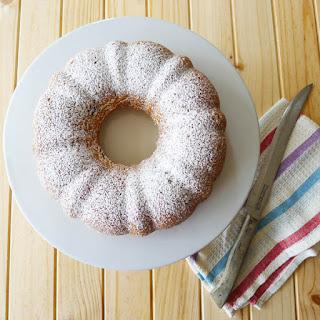 Easy Sultana Cake.