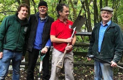 Volunteers appeal to 'tool-up'