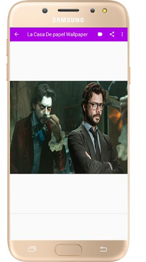 La casa De Papel HD Wallpaper: Best 4k Picture 1.0 screenshots 16
