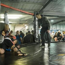 Fightstar Interclub - 28.01.2018 by Russell Dixon - Sports & Fitness Boxing ( samyang, sony, jiu jitsu, wrestling, muay thai, boxing, grappling, mixed martial arts, mma, bjj, k1, kickboxing )