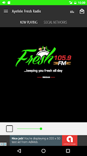 Ayefele Fresh Radio- screenshot thumbnail