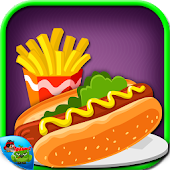 Hotdog Maker–Cooking Games