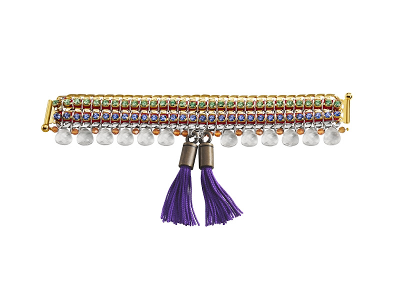 Photo: Imperial Bracelet by Akong London - Available at http://bit.ly/QGUYqi