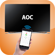 TV Remote For AOC