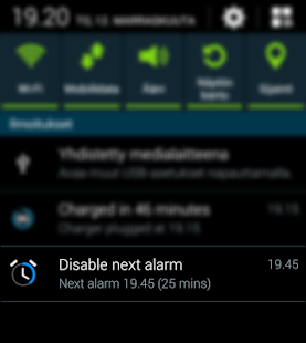 Smooth Alarm Notifier- screenshot thumbnail