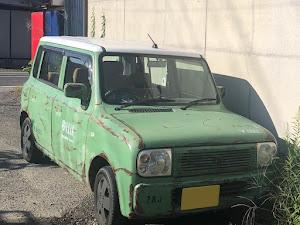 アルトラパン HE21S 4WDのカスタム事例画像 SHANKSさんの2019年10月10日08:19の投稿
