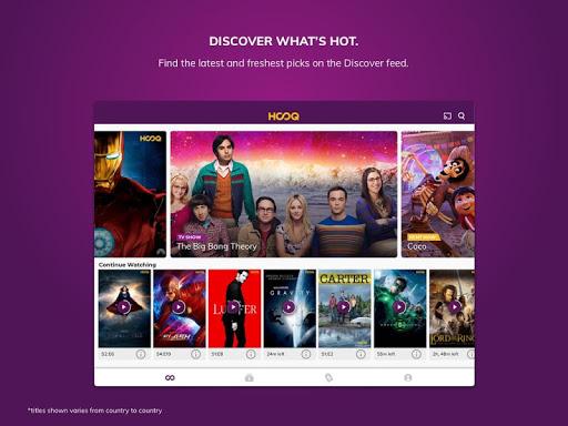 HOOQ 2.8.3-b659 screenshots 4