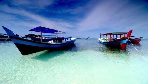 Pesan Perahu Wisata Di Belitung