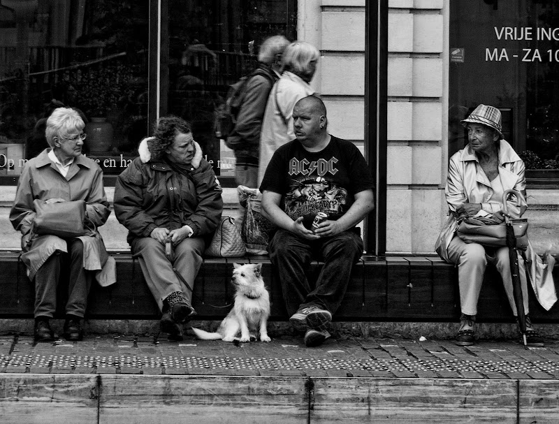 Different people di Gianluca Presto