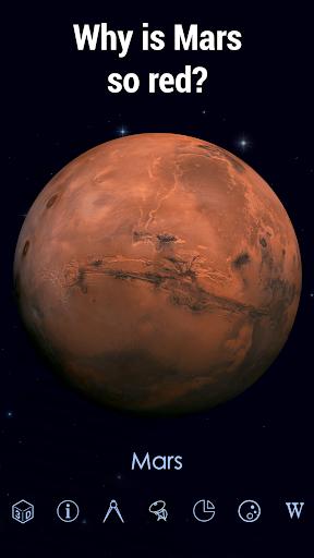 Star Walk 2 Free - Sky Map, Stars & Constellations 2.9.6 screenshots 3