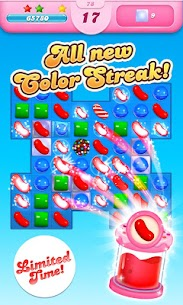 Candy Crush Saga (MOD, Unlimited Money) APK for Android 5