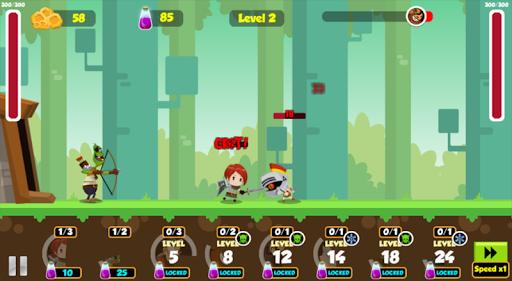 Télécharger Battle of Heroes APK MOD (Astuce) screenshots 2
