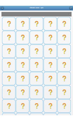 玩免費益智APP 下載Climatic zones - quiz app不用錢 硬是要APP