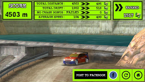 Rally Racer Dirt screenshot 8
