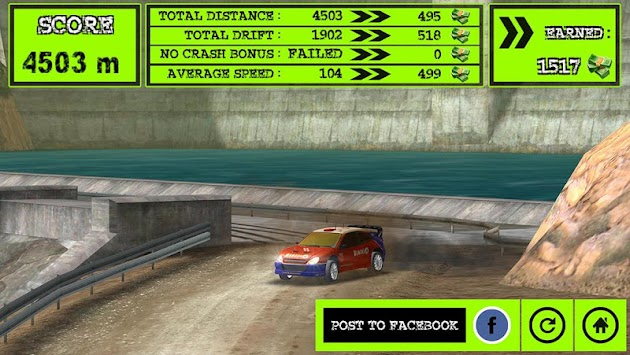 Rally Racer Dirt APK screenshot thumbnail 8