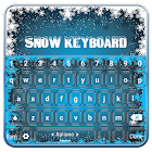Schnee Tastatur icon