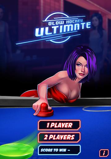 Glow Hockey Ultimate 3D