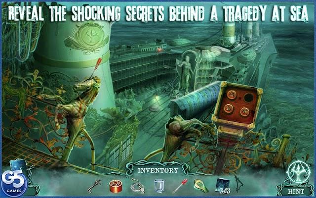 The Cursed Ship® (Free) - screenshot