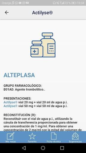 Medicamentos vu00eda parenteral 3.0 Screenshots 3