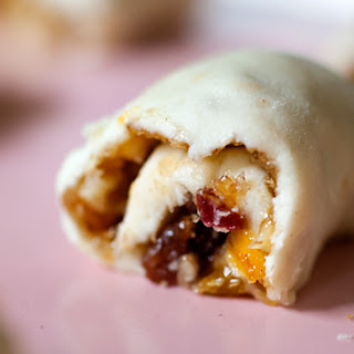 Apricot Walnut Rugelach Recipe