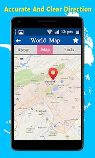 Offline world map atlas navigation route finder android apps offline world map atlas navigation route finder screenshot thumbnail gumiabroncs Gallery