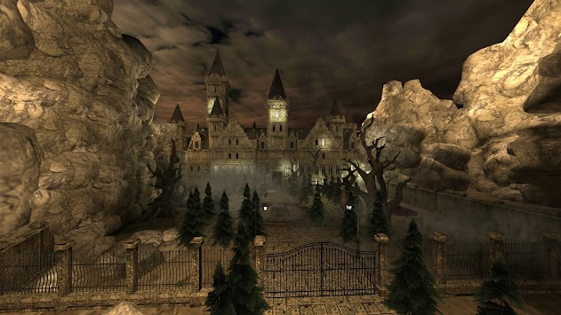 VR Haunted House 3D apk screenshot