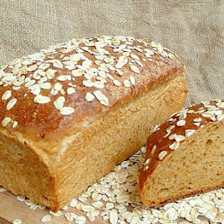Oatmeal Beer Bread.