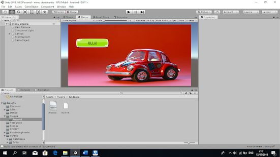 Download AR Car Simulator For PC Windows and Mac apk screenshot 2