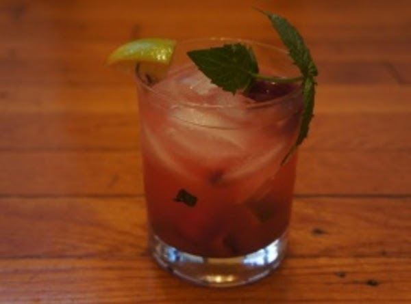 Cherry Lime Mojito Recipe