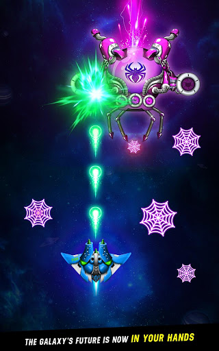 Space shooter - Galaxy attack - Galaxy shooter apktram screenshots 4