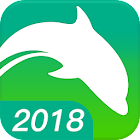 Dolphin Browser - Fast, Private & Adblock icon