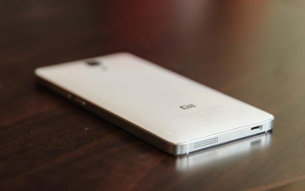 Thiết kế của Xiaomi MI 4 một tuyệt phẩm