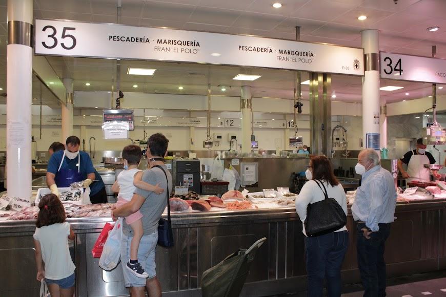 Mercado Central de Almería.