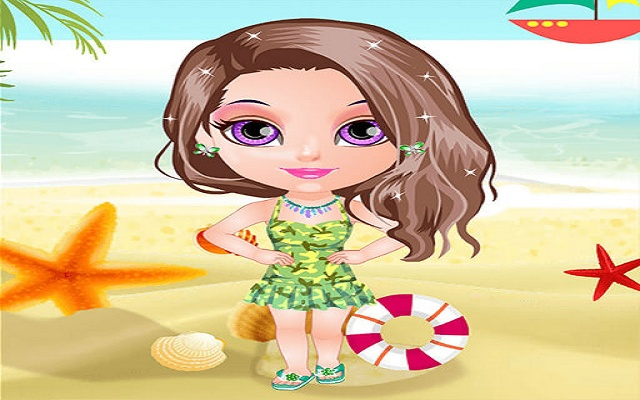 Beach Dress Up