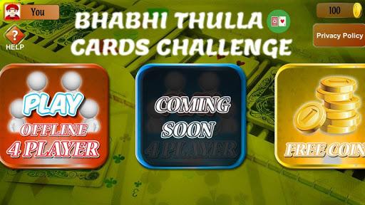 Bhabhi Thulla Cards Game Solitaire Challenge 1.3 screenshots 6