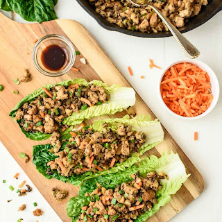 Vegetarian Lettuce Wraps Recipes