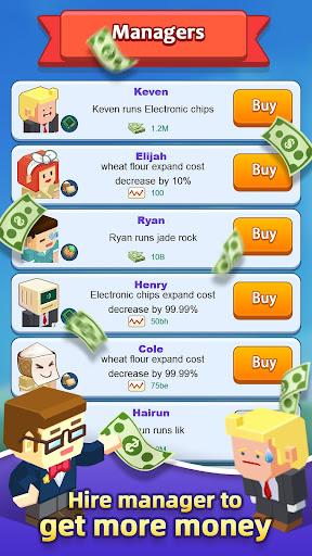 Code Triche Capital Tycoon APK MOD screenshots 3