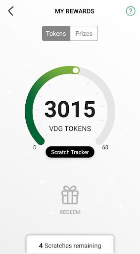 Betere VDG Scratch n Win - by VeriDoc Global - Entertainment Category MI-86