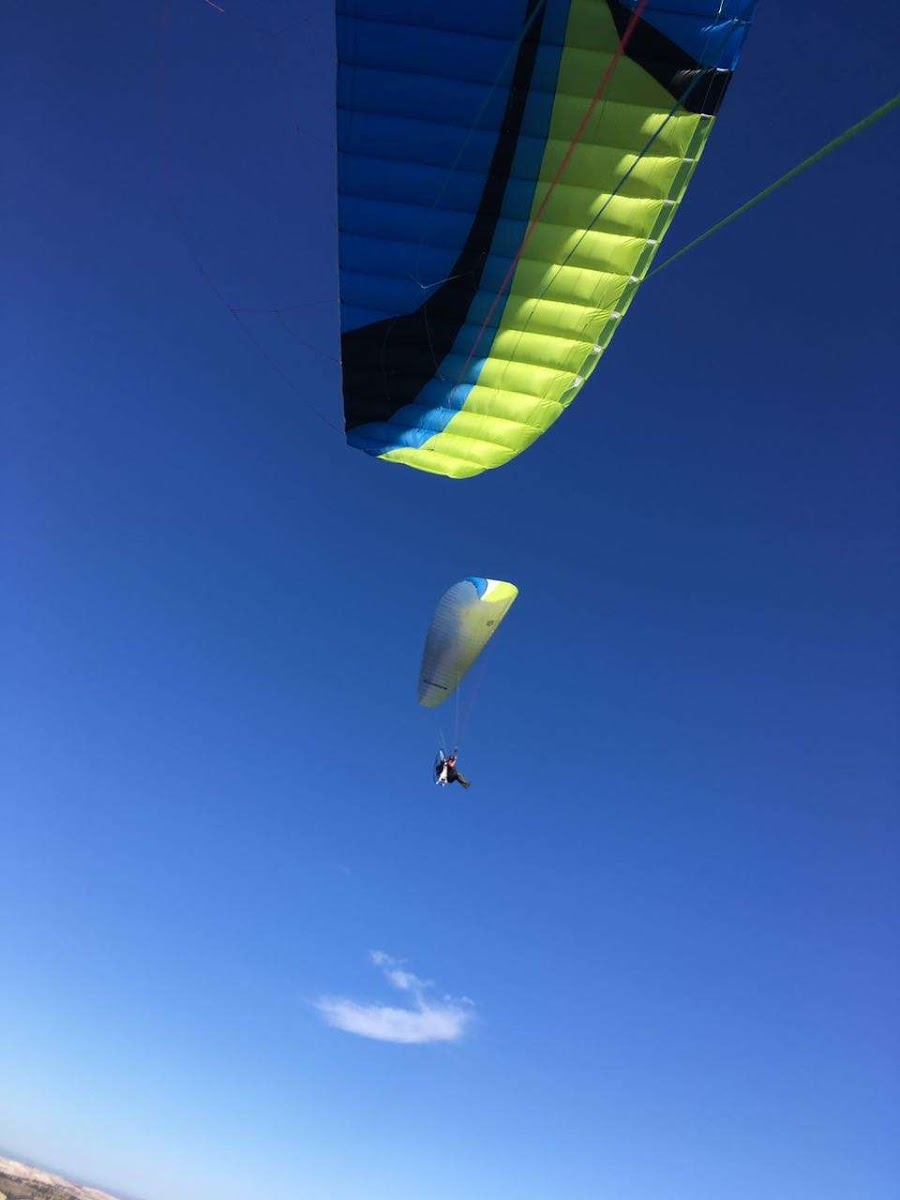 Whats the best way to learn to Paramotor?