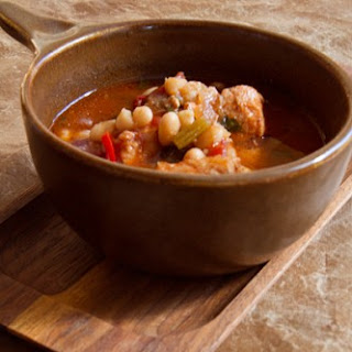 Alaskan King Salmon Chili