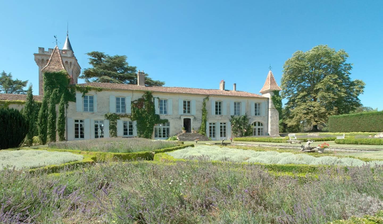 Maison avec piscine Saint-Mézard